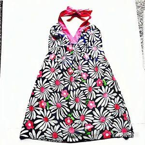 Lilly Pulitzer Size 2 Halter Dress